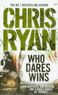 Who Dares Wins - okładka książki