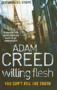 Willing Flesh - okładka książki
