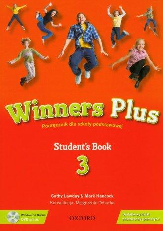 Winners Plus 3. Student s Book - okładka podręcznika