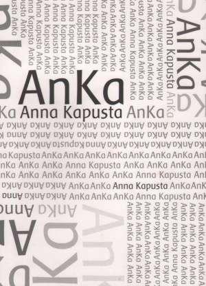 AnKa - okładka książki