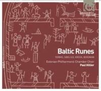 Baltic Runes - okładka płyty