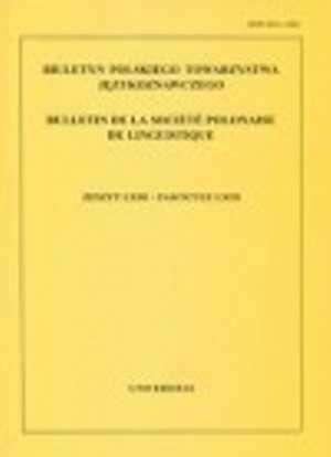 Biuletyn Polskiego Towarzystwa - okładka książki