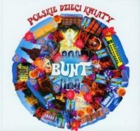 Bunt. Polskie dzieci kwiaty (CD) - okładka płyty