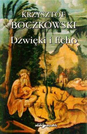 Dźwięki i Echo - okładka książki