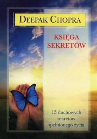 Księga sekretów. 15 duchowych sekretów - okładka książki