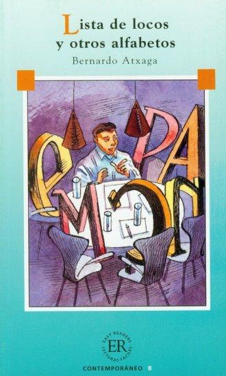 Lista de locos y otros alfabetos - okładka książki