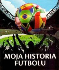 Moja historia futbolu. Tom 1-2 - okładka książki