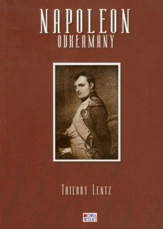 Napoleon okłamany - okładka książki
