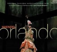 Orlando (3 CD) - Georg Friedrich Haendel - okładka płyty