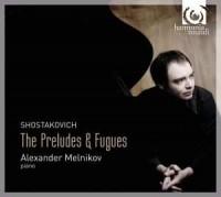 Preludes & Fugues (2 CD) - okładka płyty