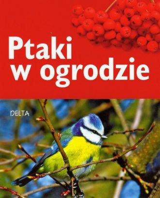 Ptaki w ogrodzie - okładka książki