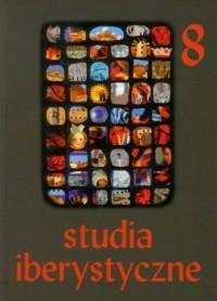 Studia iberystyczne 8 - okładka książki