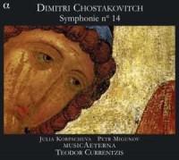 Symphony No. 14 (CD) - okładka płyty