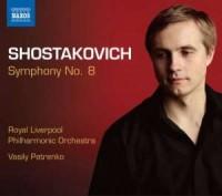 Symphony No. 8 (CD) - okładka płyty