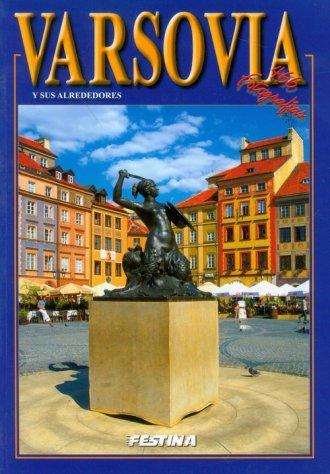 Warszawa i okolice. 466 fotografii - okładka książki