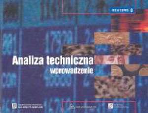 Analiza techniczna Wprowadzenie - okładka książki