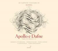 Apollo e Dafne (CD) - okładka płyty