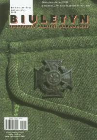 Biuletyn IPN nr 114-115 (5-6) / 2010 - okładka książki