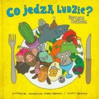 Co jedzą ludzie? - okładka książki