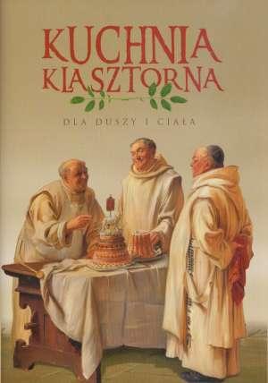 Kuchnia klasztorna - okładka książki
