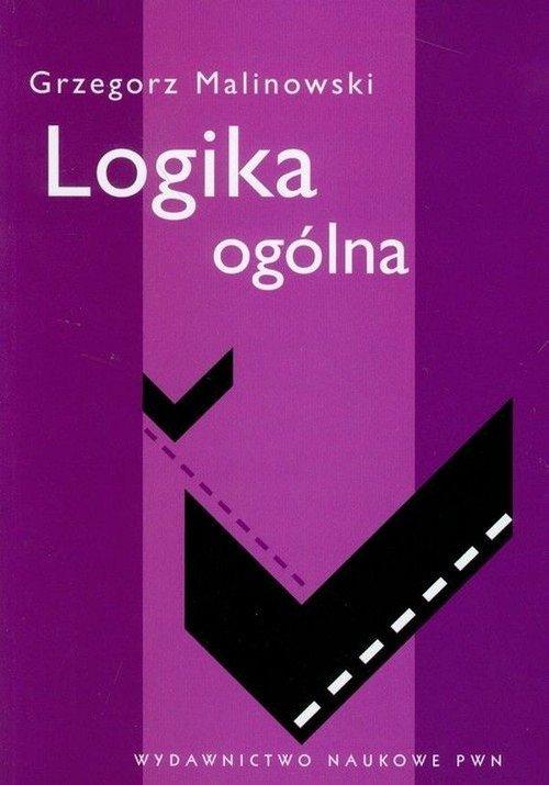 Logika ogólna - okładka książki