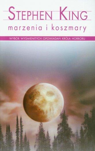 Marzenia i koszmary - okładka książki