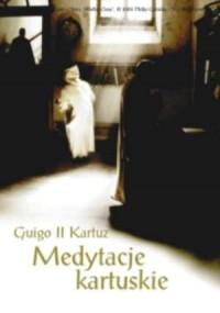Medytacje kartuskie - okładka książki