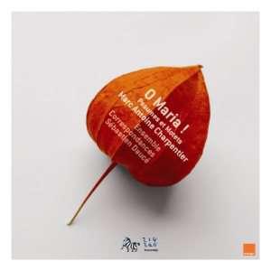O Maria, Psaumes & Motets (CD) - okładka płyty