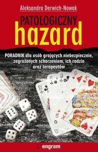 Patologiczny hazard - okładka książki