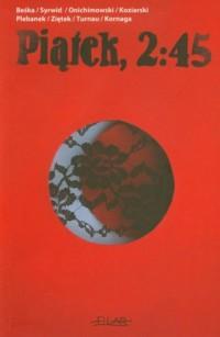 Piątek 245 - okładka książki