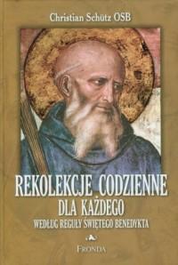 Rekolekcje codzienne - okładka książki