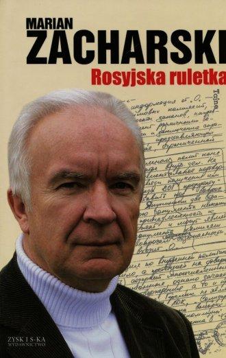 Rosyjska ruletka - okładka książki