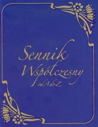 Sennik współczesny od A do Z - okładka książki