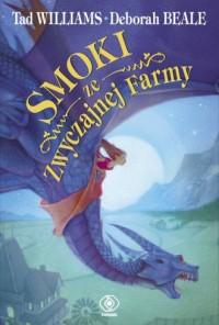 Smoki ze Zwyczajnej Farmy - okładka książki