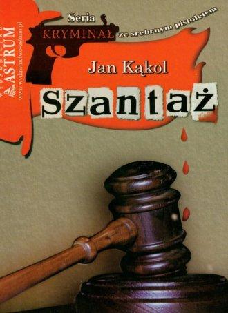 Szantaż - okładka książki