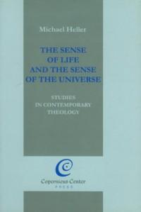 The Sense of Life and the Sense - okładka książki