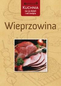 Wieprzowina - okładka książki