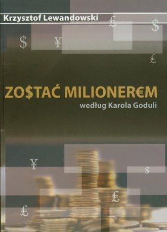 Zostać milionerem - okładka książki