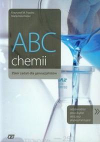 Abc chemii. Zbiór zadań dla gimnazjalistów - okładka podręcznika