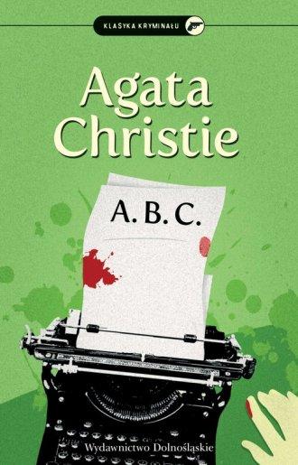 A.B.C. Seria: Klasyka kryminału - okładka książki