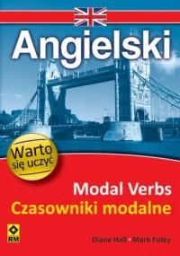 Angielski. Modal verbs. Czasowniki modalne - okładka podręcznika