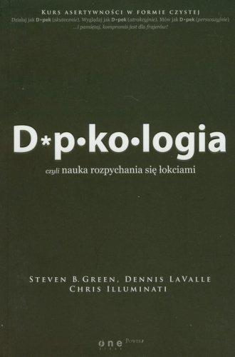 Dupkologia, czyli nauka rozpychania - okładka książki