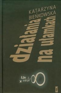 Działania na ułamkach - okładka książki