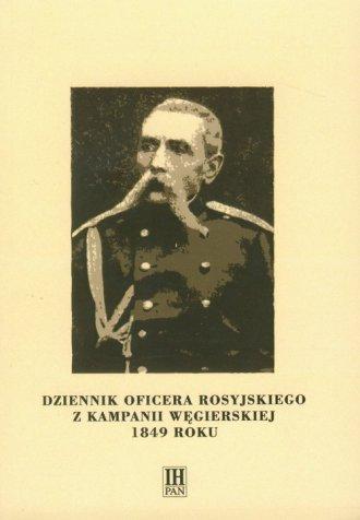 Dziennik oficera rosyjskiego z - okładka książki