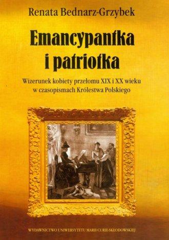 Emancypantka i patriotka. Wizerunek - okładka książki