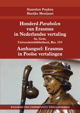 Honderd Parabolen van Erasmus in - okładka książki