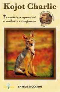 Kojot Charlie - okładka książki