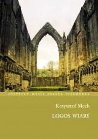 Logos wiary - okładka książki