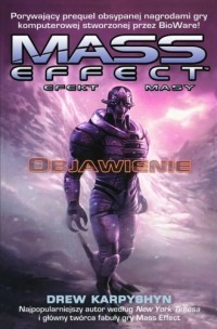 Mass Effect. Objawienie - okładka książki
