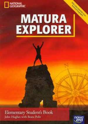 Matura Explorer. Student s Book - okładka podręcznika